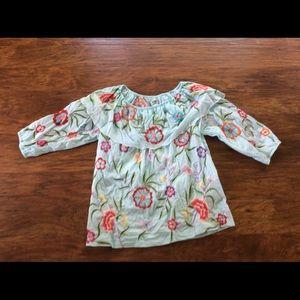 Pong Poco Ltd Floral Shirt